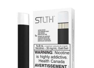 STLTH New 420mAh Vape Device Review